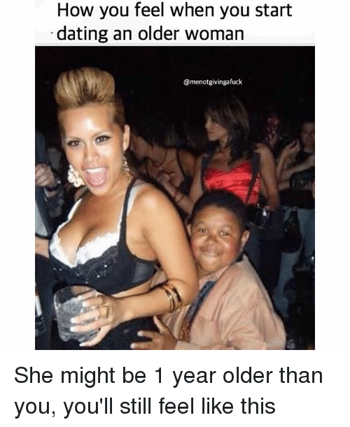dating girl older than you