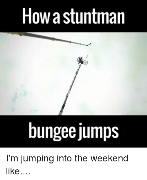 Funny Bungee Jumping Memes Of 2017 On Sizzle Reasons