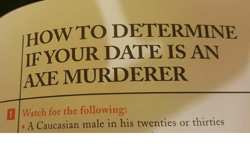 Dating axes