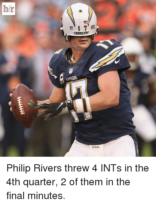 my reaction whenever anyone calls philip rivers an elite ...