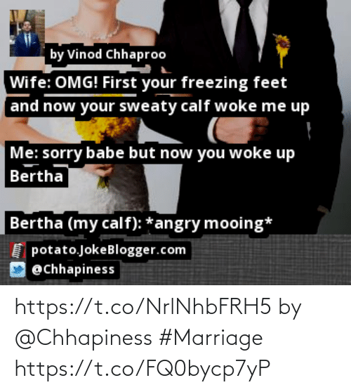 Marriage: https://t.co/NrlNhbFRH5 by @Chhapiness #Marriage https://t.co/FQ0bycp7yP