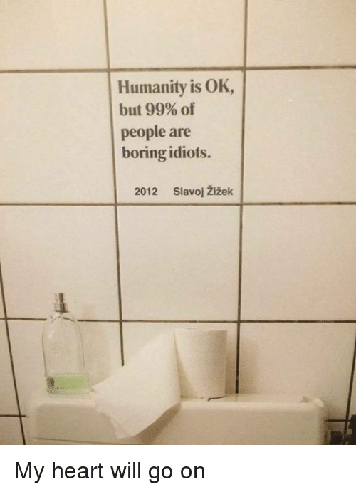 Humanity Is