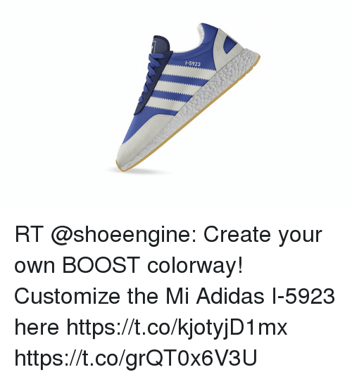 Adidas Create Your Own Shoe