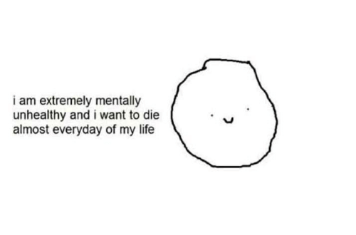 i want to die: i am extremely mentally  unhealthy and i want to die  almost everyday of my life