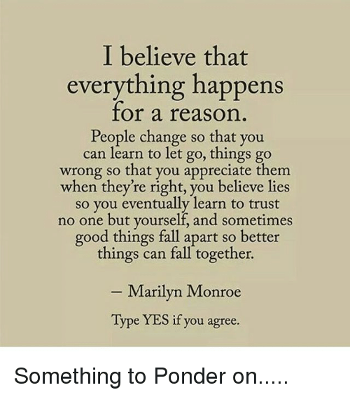 this i believe essay everything happens for a reason 'i believe everything happens for a reason' by anand raj ok jan 9, 2015 carine  mccandless talks about her explosive new memoir and debut tome the wild.