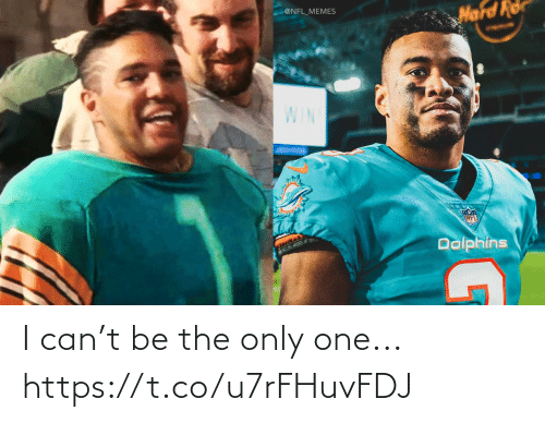 The Only One: I can't be the only one... https://t.co/u7rFHuvFDJ