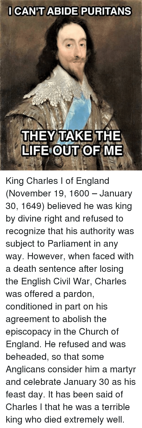 civilization charles i of england and