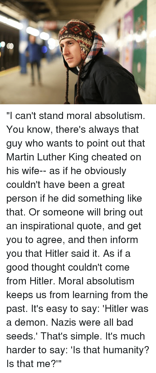 Did martin luther king cheat on his dissertation