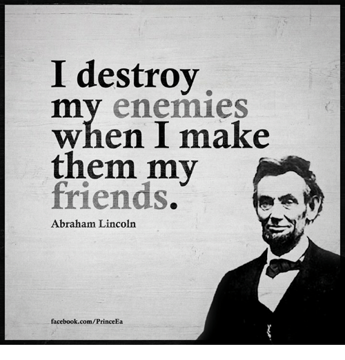 Abraham Lincoln Quotes Friendship: Funny Abraham Lincoln Memes Of 2017 On SIZZLE