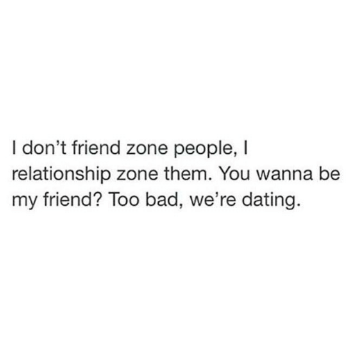 Six Reasons Why The Friend Zone Is Actually A Great Place To Be