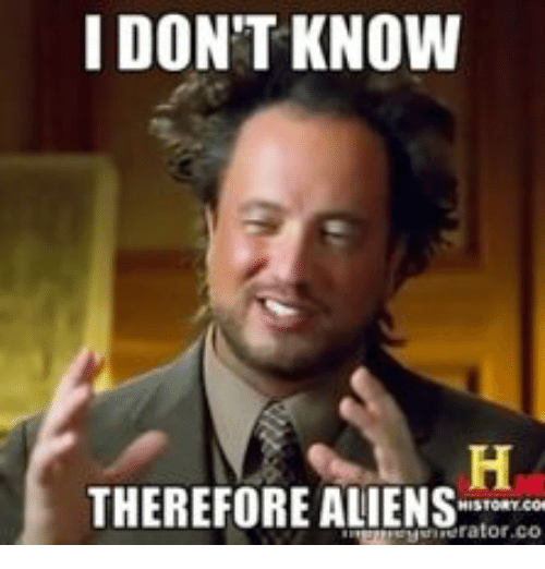 Funny Ancient Aliens Memes of 2017 on SIZZLE | Famous Meme