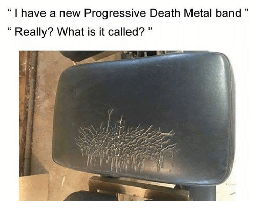death metal band