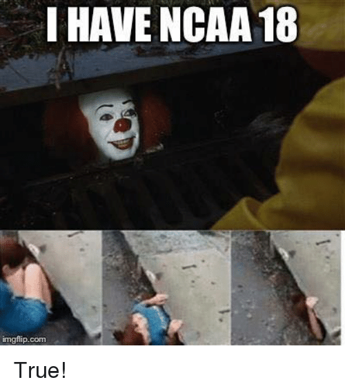 Nfl, True, and Ncaa: I HAVE NCAA 18  imgfip.com True!