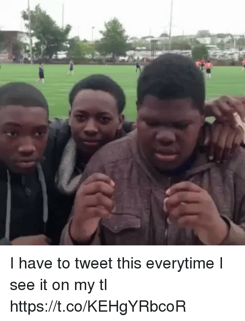 Blackpeopletwitter, Tweet, and This: I have to tweet this everytime I see it on my tl https://t.co/KEHgYRbcoR