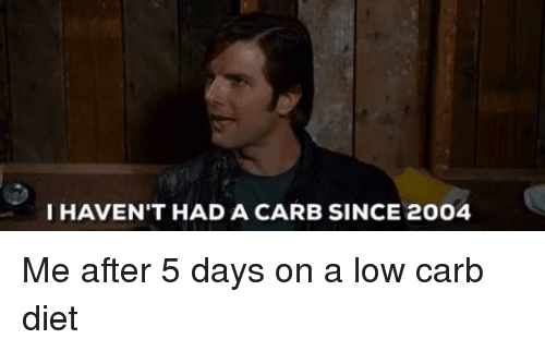 Low Carb Diet: I HAVEN'T HAD A CARB SINCE 2004