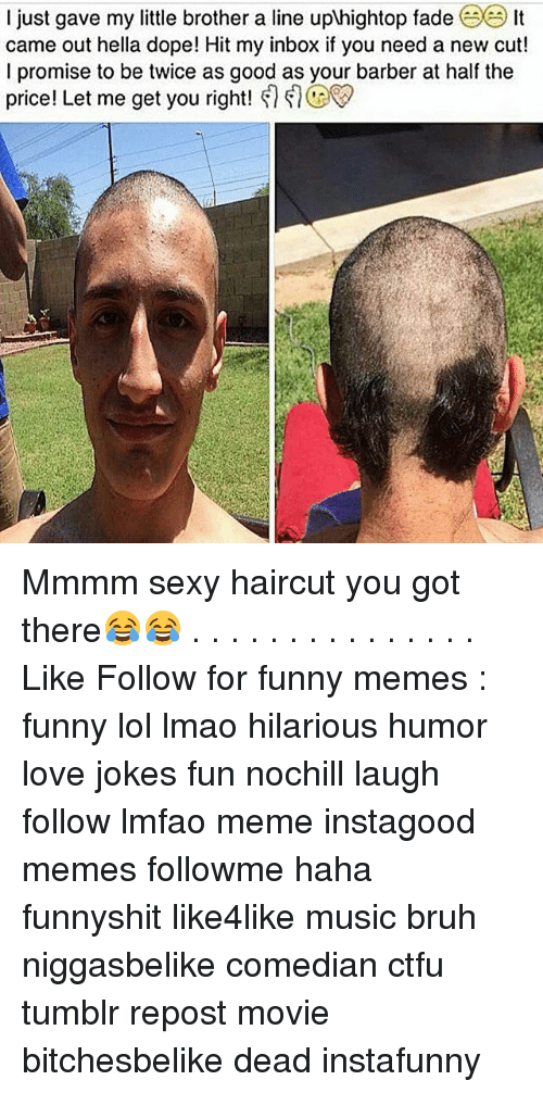 25 Best Memes About Barber And Dope Barber And Dope Memes