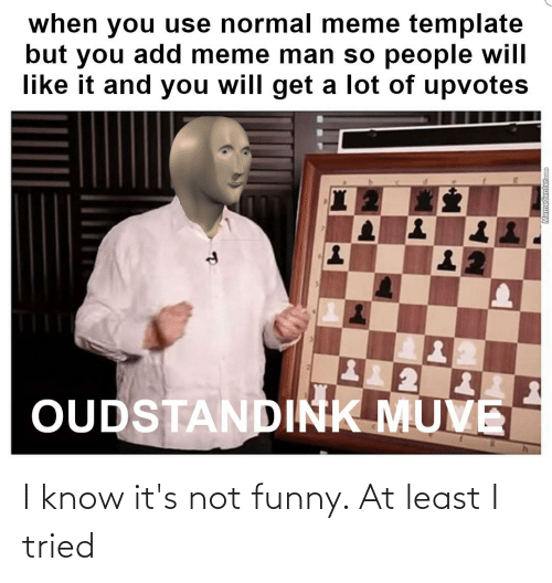 Its Not Funny: I know it's not funny. At least I tried