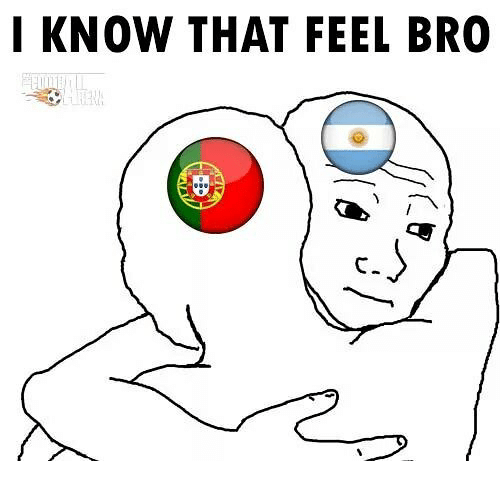 Feels Bro: I KNOW THAT FEEL BRO