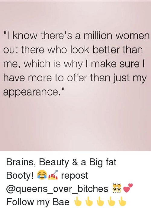 Brains are better than beauty essay