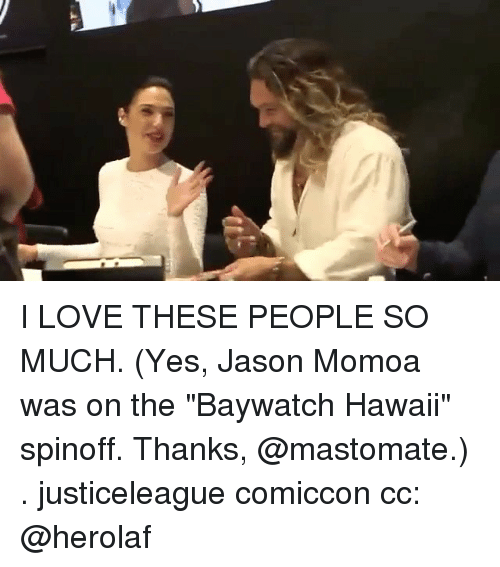 Jason Momoa Lifeguard: 25+ Best Memes About Baywatch