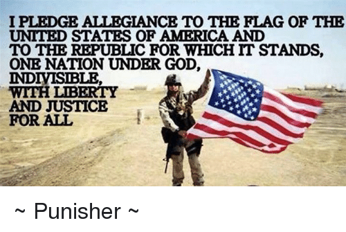 a description of pledging allegiance to the flag of the united states of america Rights assessment is your responsibility the library of congress is providing access to these materials for educational and research purposes and makes no warranty with regard to their use for other purposes.