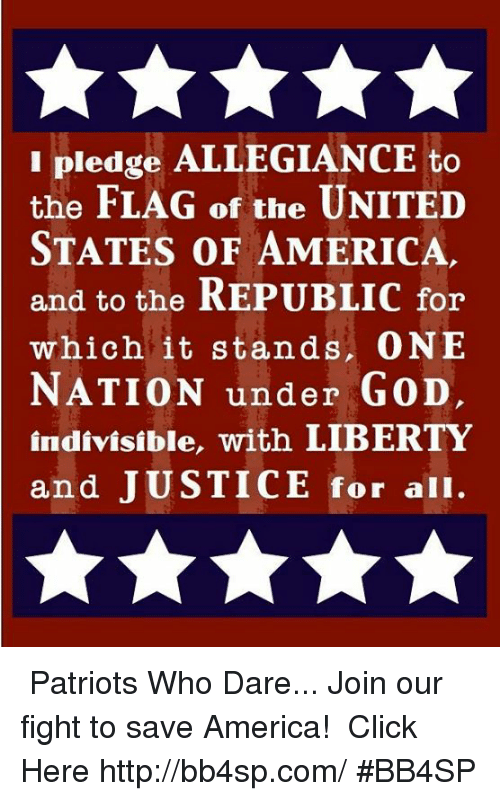 the history of the united states pledge