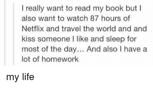 I want someone to do my homework