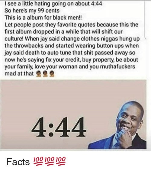 Downloading Message Quote By Niggas Wearing: I See A Little Hating Going On About 444 So Here's My 99