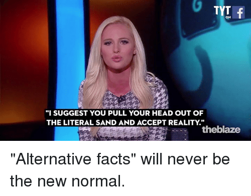 25+ Best Memes About Alternative Facts   Alternative Facts ...