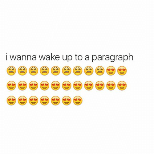 How to write a paragraph to a girl