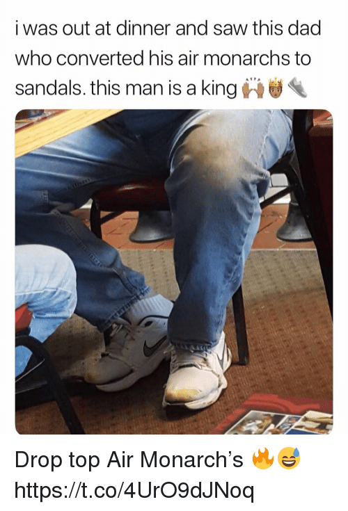 2 a IR Nike Air Monarch Meme Funny | Wwwtopsimagescom