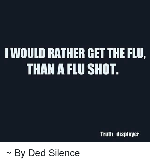 how to get over the flu in one day