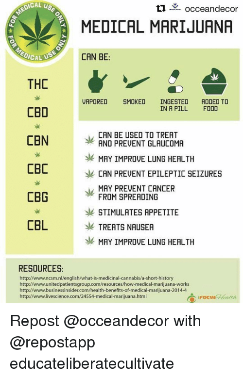 health benefits of medical marijuana