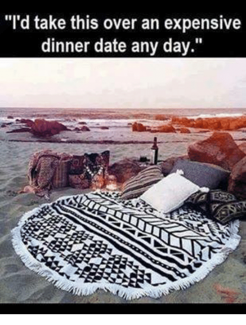 """Overation: """"I'd take this over an expensive  dinner date any day."""""""