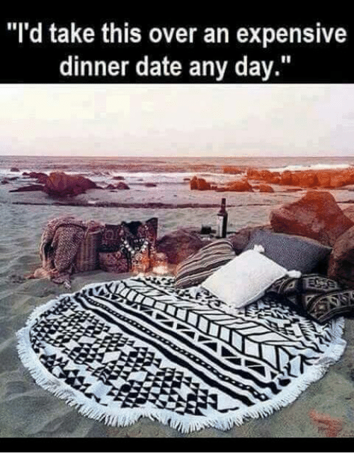 Dating expensive