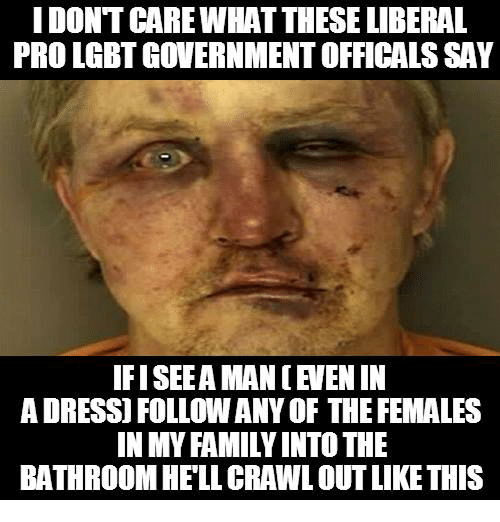 idontcarewhat these liberal pro lgbt governmentofficals say ifiseea man en 5496330 idontcarewhat these liberal pro lgbt governmentofficals say