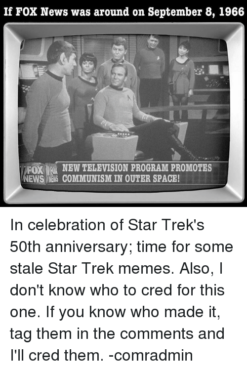 Star trek 50th anniversary date in Sydney