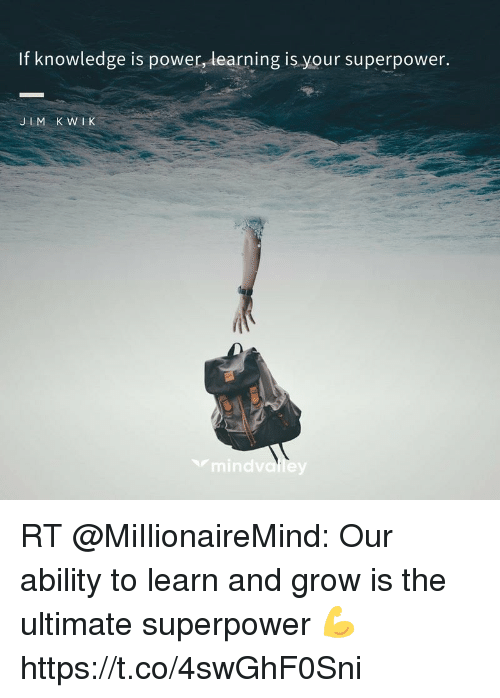 Think. Learn. Grow. – that still place