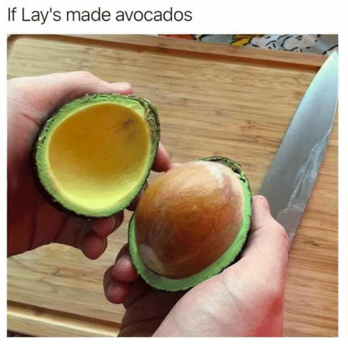 Dank, Lay's, and 🤖: If Lay's made avocados
