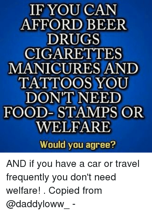 Can You Get Ice On Food Stamps