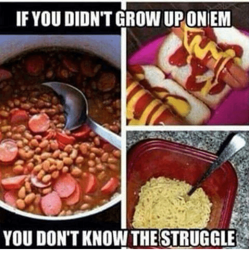 Growing Up and Mexican Word of the Day: IF YOU DIDN'T GROW UP ONIEM  YOU DON'T KNOW THE STRUGGLE
