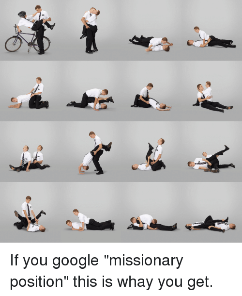 position And missionary