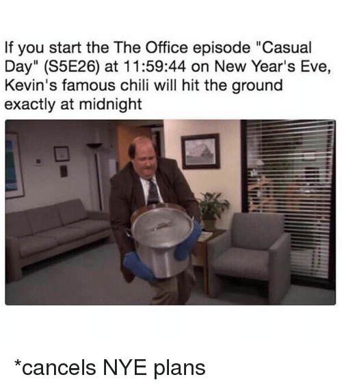 If You Start The The Office Episode Casual Day S5E26 At