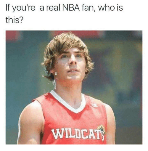 nba-fan: If you're a real NBA fan, who is  this?  WILDCATS