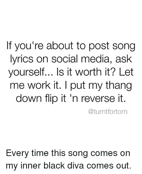If You're About to Post Song Lyrics on Social Media Ask ...