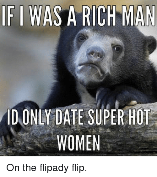 Dating a rich man advice