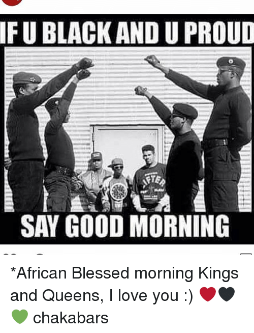 Good Morning King Meme : Best memes about say good morning
