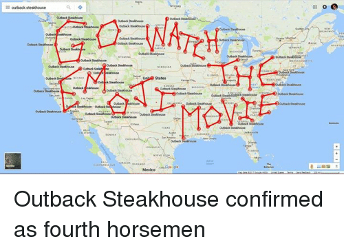 ihe states outback steakhouse confirmed as fourth horsemen 26422125 ihe states outback steakhouse confirmed as fourth horsemen