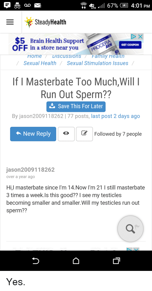 Is it healthy for a girl to masterbate