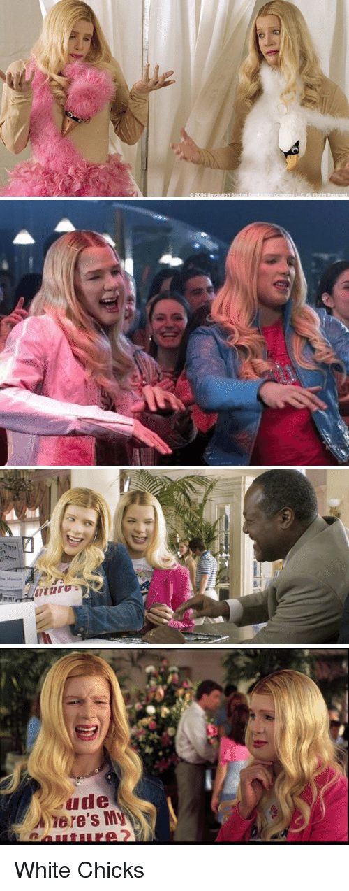 25+ Best Memes About White Chicks